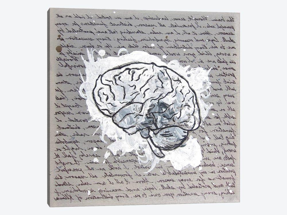 Mind by Kristin Llamas 1-piece Canvas Print