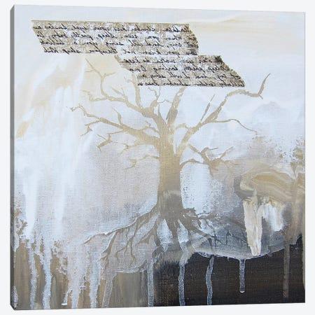 A Lullaby Canvas Print #KLL7} by Kristin Llamas Art Print