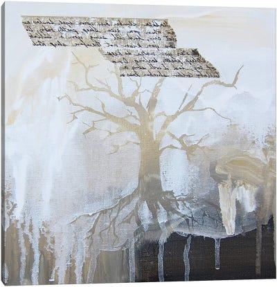 A Lullaby Canvas Art Print