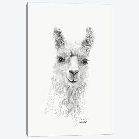 Nicole Canvas Print #KLL81} by K Llamas Fine Art Canvas Wall Art