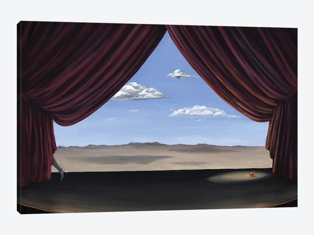 NV Book by Kristin Llamas 1-piece Canvas Print