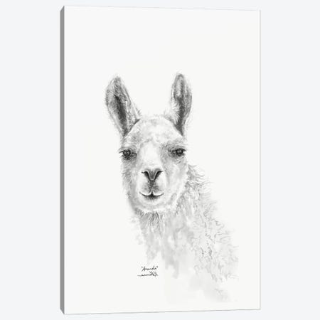 Amanda Canvas Print #KLL8} by Kristin Llamas Canvas Art