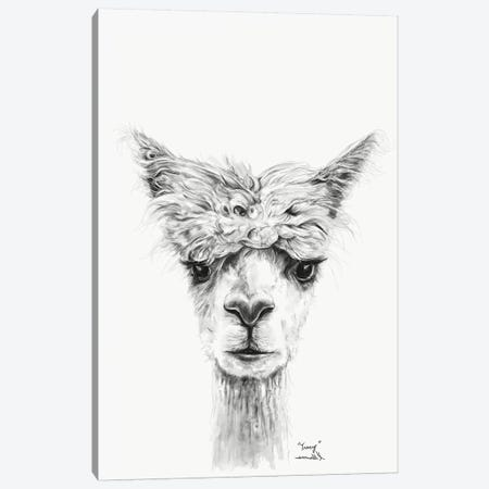 Tracy Canvas Print #KLL95} by K Llamas Fine Art Canvas Wall Art