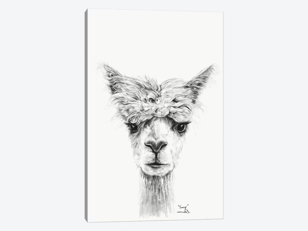 Tracy by Kristin Llamas 1-piece Canvas Art Print