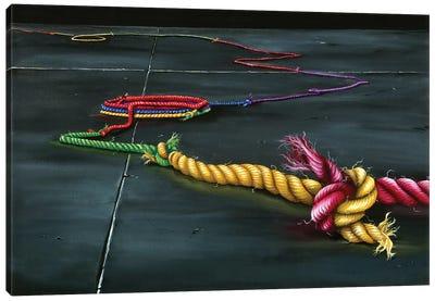 Unity Knot Canvas Art Print