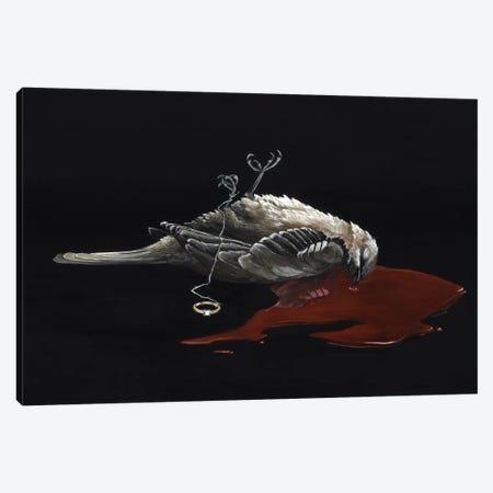 Untitled II Canvas Print #KLL98} by Kristin Llamas Canvas Print