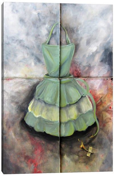 American Apron Canvas Art Print