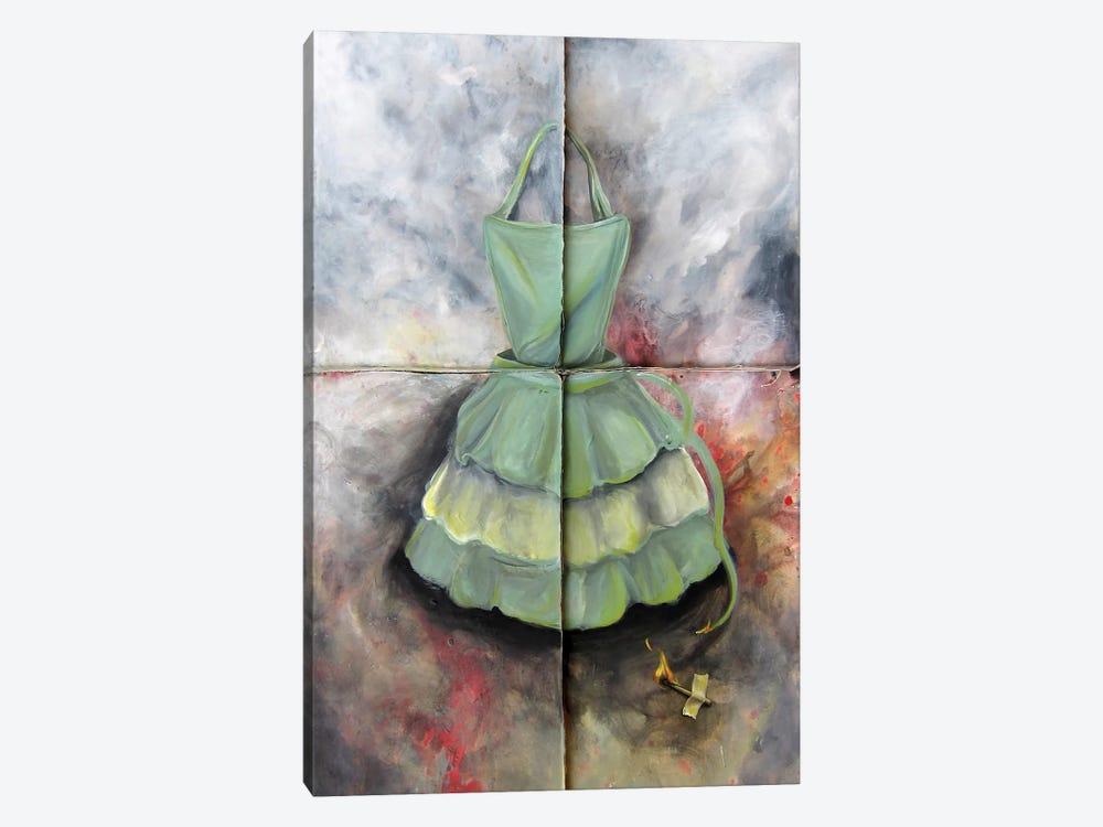American Apron by Kristin Llamas 1-piece Canvas Print