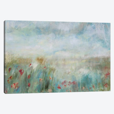 Wild Garden Canvas Print #KLP1} by Karen Lorena Parker Canvas Art Print