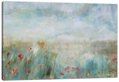 Wild Garden Canvas Art Print