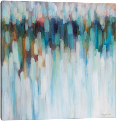 Aurora Lights  Canvas Art Print