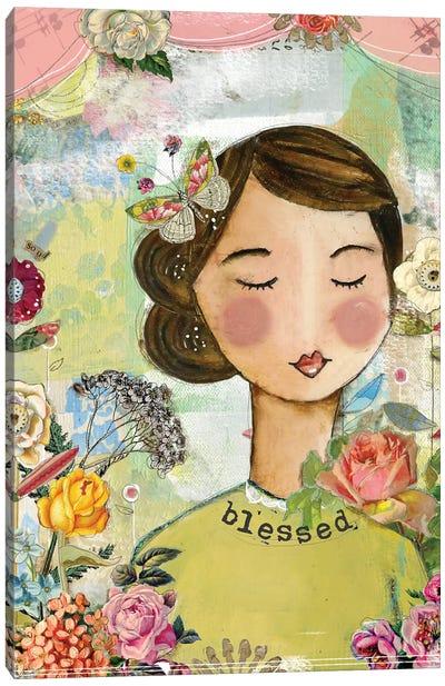 Grateful Soul Canvas Art Print