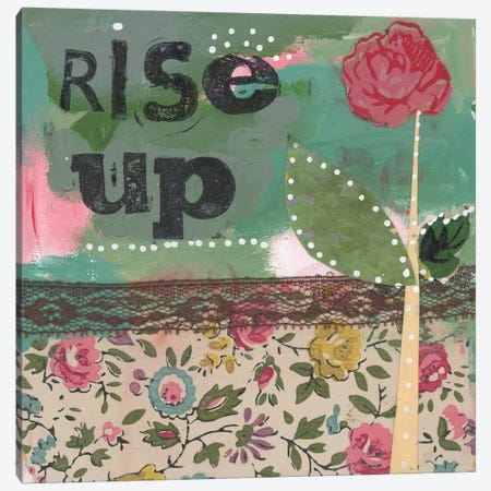 Rise Up Canvas Print #KLR146} by Kelly Rae Roberts Canvas Print