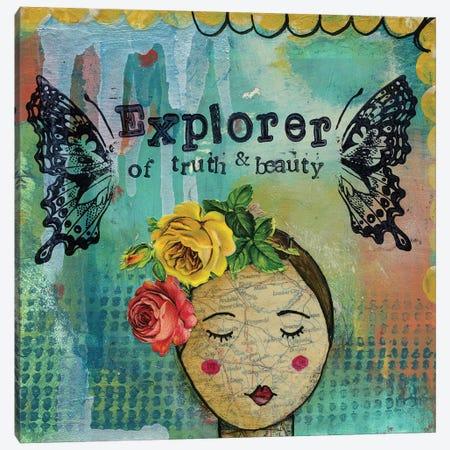 Explorer Canvas Print #KLR56} by Kelly Rae Roberts Canvas Art