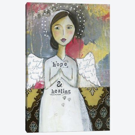 Hope And Healing Canvas Print #KLR86} by Kelly Rae Roberts Canvas Art Print