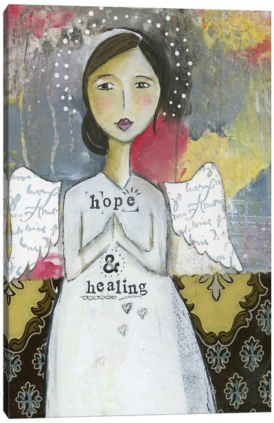 Hope And Healing Canvas Art Print