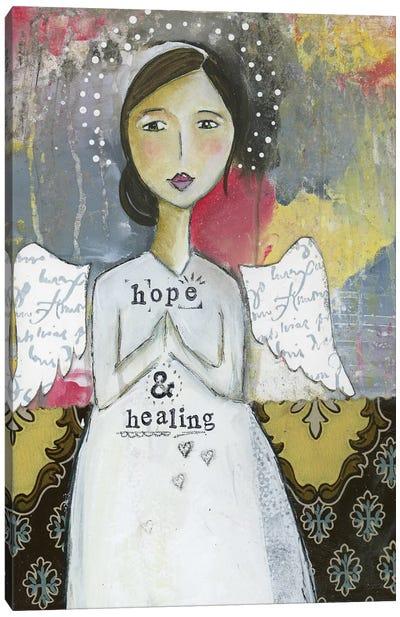 Hope And Healing Canvas Art Print