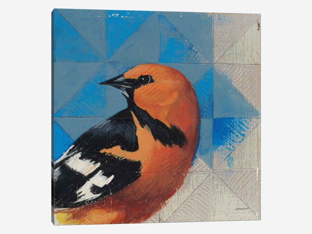 Oriole by Kathrine Lovell 1-piece Canvas Wall Art