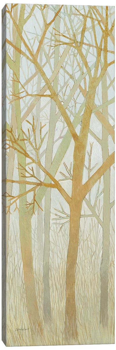 Spring Trees I Canvas Art Print