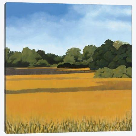 Across from Pond Bridge Canvas Print #KLV20} by Kathrine Lovell Canvas Art