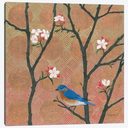 Cherry Blossoms I Canvas Print #KLV26} by Kathrine Lovell Canvas Art Print