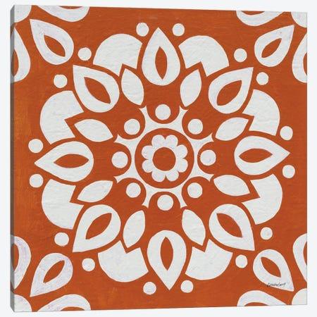 Terra Cotta Tile Ii Canvas Print #KLV35} by Kathrine Lovell Canvas Artwork