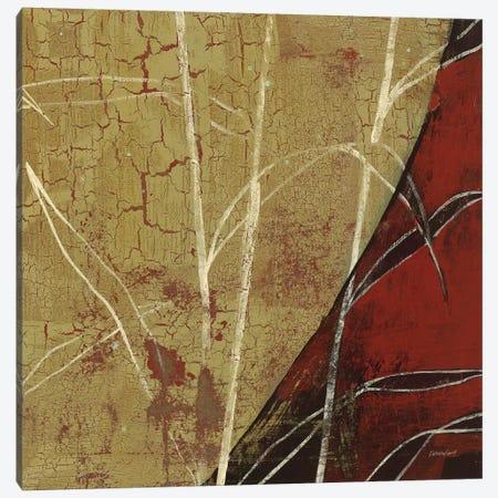 Sun Stems Tile II Canvas Print #KLV4} by Kathrine Lovell Canvas Art