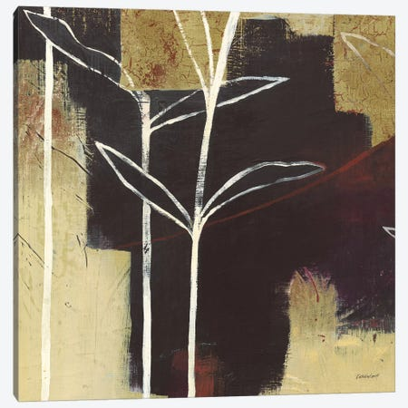 Sun Stems Tile III Canvas Print #KLV5} by Kathrine Lovell Canvas Artwork