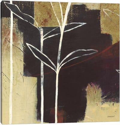 Sun Stems Tile III Canvas Art Print