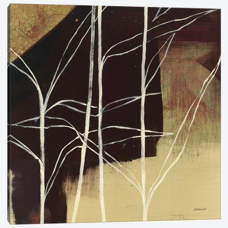 Sun Stems Tile IV 3-Piece Canvas #KLV6} by Kathrine Lovell Canvas Artwork