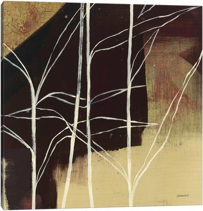 Sun Stems Tile IV Canvas Art Print