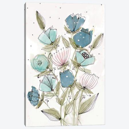 Blooming Spring II Canvas Print #KLX18} by Krinlox Canvas Art Print