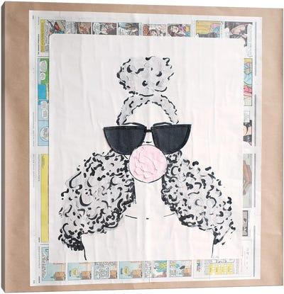 Rey Canvas Art Print
