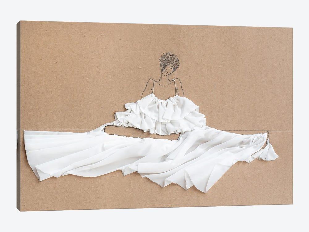 Sitting Parachutes I by Kelly Lottahall 1-piece Canvas Art Print
