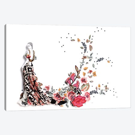 Transformation Canvas Print #KLY33} by Kelly Lottahall Canvas Artwork