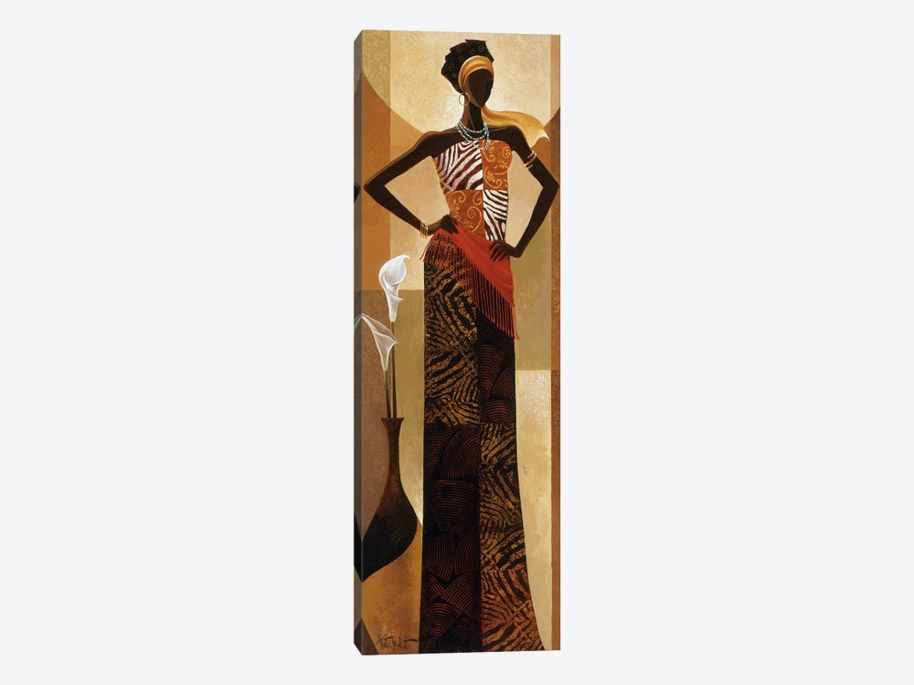 Amira by Keith Mallett 1-piece Canvas Print