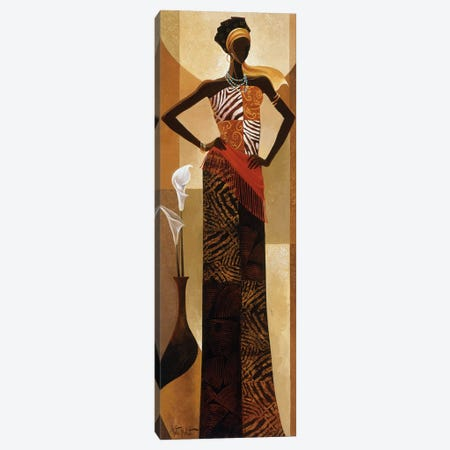 Amira Canvas Print #KMA10} by Keith Mallett Canvas Print