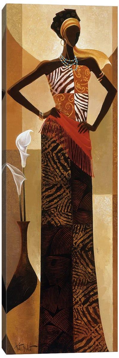 Amira Canvas Art Print