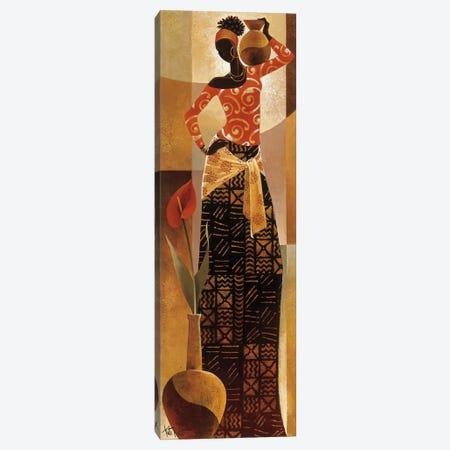 Bahiya 3-Piece Canvas #KMA12} by Keith Mallett Canvas Print