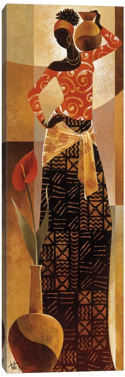Bahiya Canvas Art Print