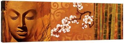 Buddha Panel I Canvas Art Print