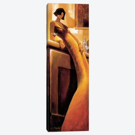 La Seductrice Canvas Print #KMA22} by Keith Mallett Canvas Art
