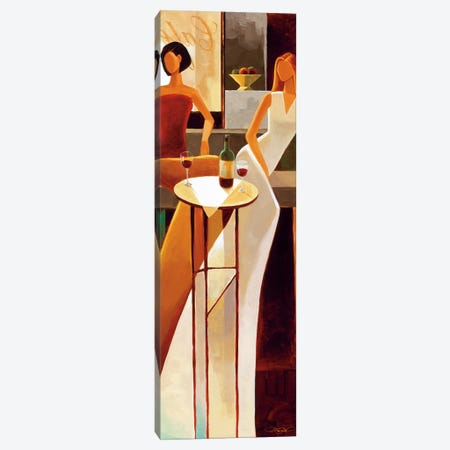 Les Sirens Canvas Print #KMA24} by Keith Mallett Canvas Art Print