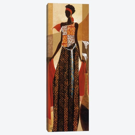 Malaika Canvas Print #KMA26} by Keith Mallett Canvas Print