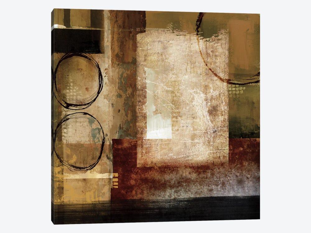 Manhattan Melody by Keith Mallett 1-piece Canvas Print