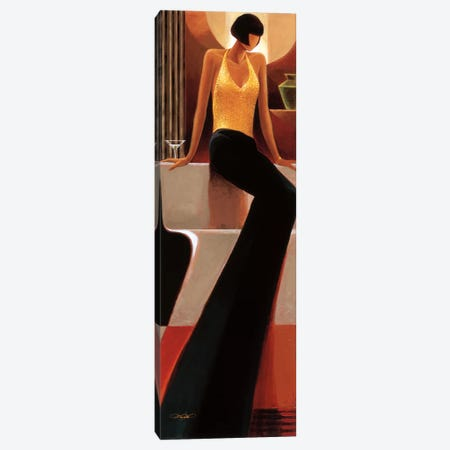 Mystique Canvas Print #KMA29} by Keith Mallett Canvas Artwork
