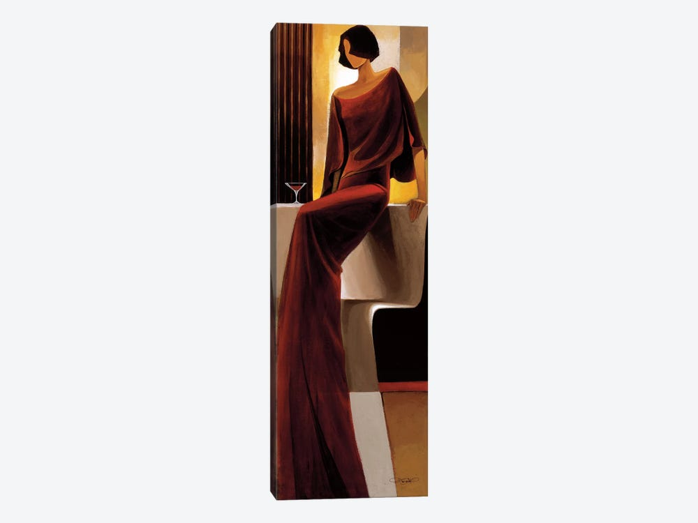 Poise by Keith Mallett 1-piece Canvas Art