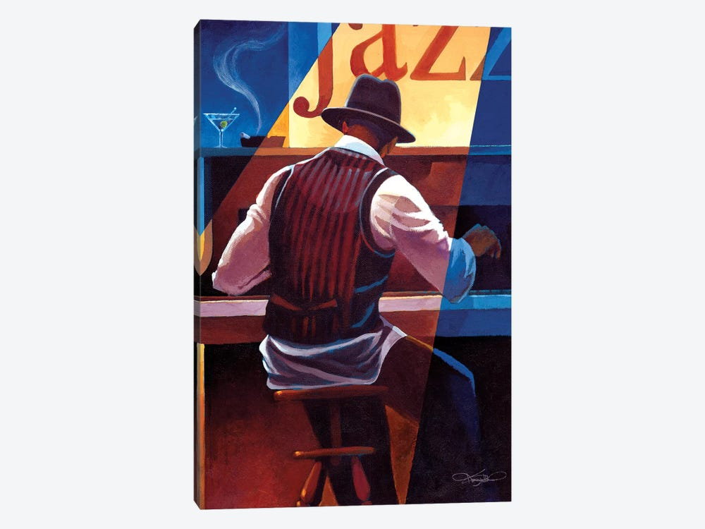 Ragtime by Keith Mallett 1-piece Art Print
