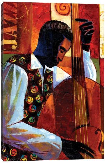 Jazz Canvas Print #KMA4