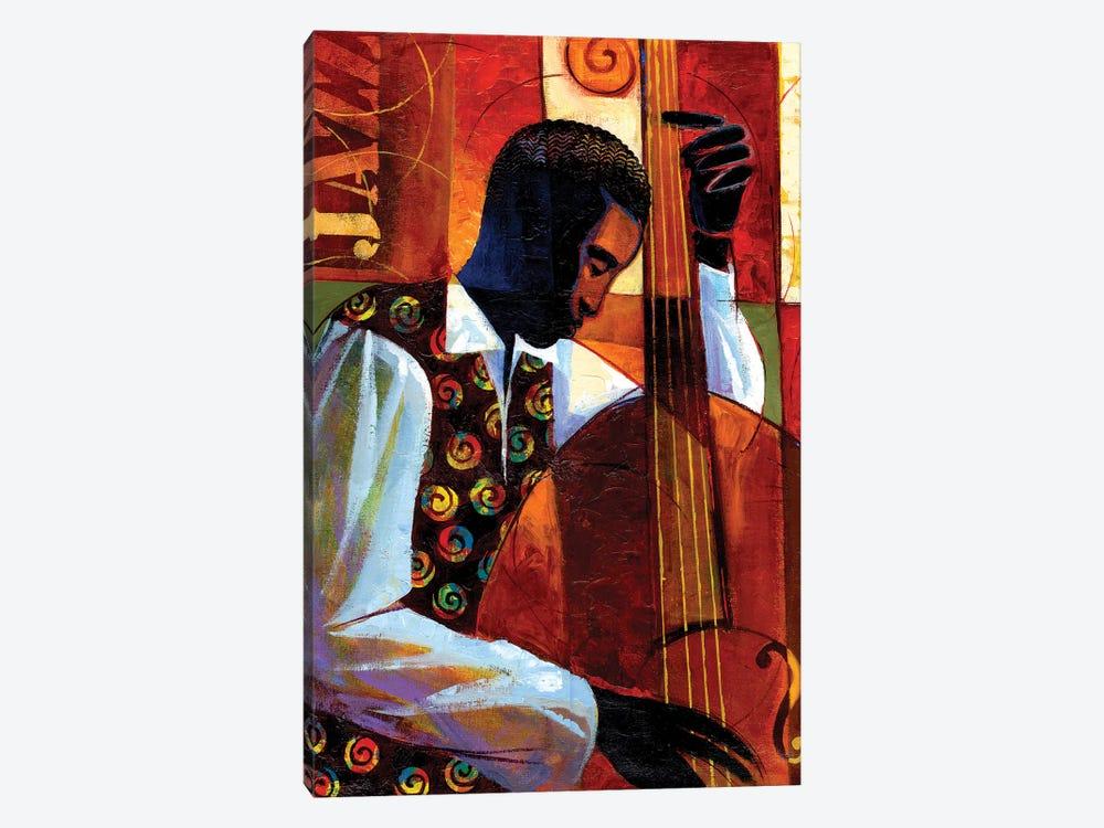 Jazz by Keith Mallett 1-piece Canvas Art